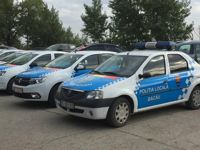 Susține diminuarea schemei de personal la Poliția Locală Bacău